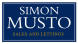 Simon Musto Estate Agents, Kettering logo