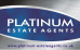 Platinum Estate Agents, Louth logo