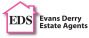 Evans Derry Estate Agents, Birmingham logo