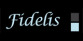 Fidelis Estate Agents, Bath logo