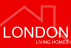 London Living Homes, London logo