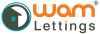 Wam Lettings, Holmfirth logo