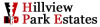 Hillview Park Estates, Canary Wharf logo
