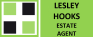 Lesley Hooks Estate Agents, Bebington logo