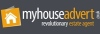 MyHouseAdvert Online Estate Agents, Nationwide logo