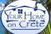 Your Home On Crete, Crete logo
