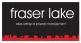 Fraser Lake, Gateshead logo