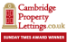 Cambridge Property Lettings, Cambridge logo