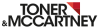 Toner and McCartney , Ayr logo