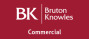 Bruton Knowles Commercial, Birmingham logo