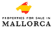 Properties for Sale in Mallorca, Spain logo