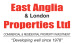 East Anglia & London Properties Ltd, Lettings logo