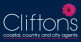 Cliftons, Bristol logo