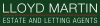 Lloyd Martin Estate Agents, Cranbrook logo