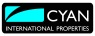 Cyan International Properties, Marlow logo