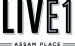 LIVE1 at Assam Place, London logo