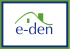 e-den Sales and Lettings, Blackburn Lettings logo