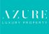 Azure Luxury Property, Poole logo
