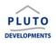 Pluto Developments, Montenegro logo
