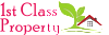 1st Class Property, Romford logo