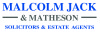 Malcolm Jack & Matheson, Dunfermline logo