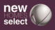 New Homes Select, Cobham logo
