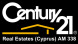 Century21Cyhomes, Paphos logo