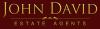 John David Estate Agents, London logo