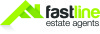 Fastline Estate Agents, Luton logo