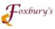 Foxburys Estate Agents, Canterbury logo