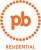 PB Residential, London logo