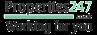 Properties247, Dorset logo