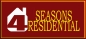 4 Seasons Residential, London logo