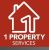 1 Property Services Ltd, Glasgow logo