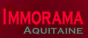 IMMORAMA AQUITAINE, DORDOGNE logo