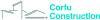 Corfu Construction, Corfu logo