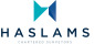 Haslams Chartered Surveyors, Reading logo