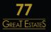 77 Great Estates, Sliema logo