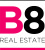 B8 Real Estate LLP, Warrington logo