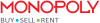 Monopoly Estate Agents, Rossett logo