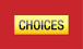 Choices, Worthing logo