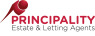Principality Estate and Letting Agents, Pontypridd logo