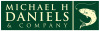 Michael H Daniels & Co, Cork logo