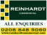 Reinhardt Estate Agents, Hayes logo