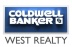 Coldwell Banker West Realty, Florida logo