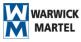 Warwick Martel, Romsey logo