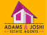 Adams & Joshi Estate Agents , Bradford logo
