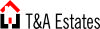 T & A Estates, East Finchley logo