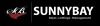SunnyBay , London logo
