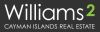 Williams2 Real Estate, Grand Cayman logo
